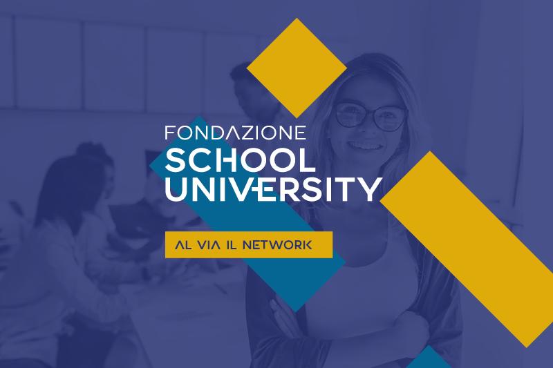 Al via le attività di Fondazione School University